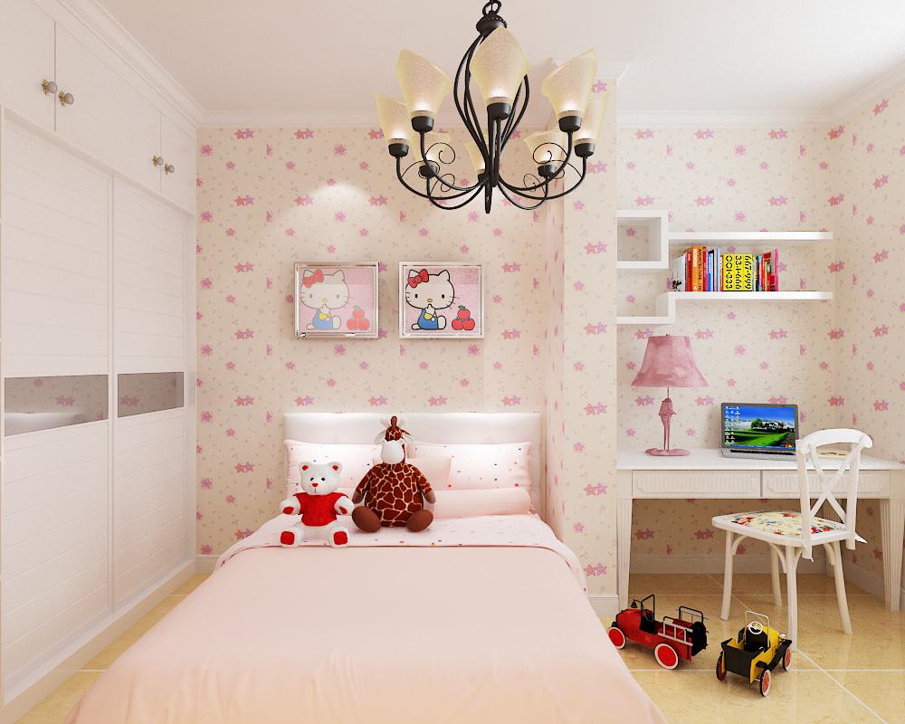 欧式儿童房