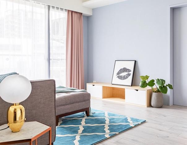 80㎡北欧风格公寓,充满了木质文艺的小清新